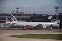 F-GTAQ - A321 - Air France