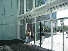 Air curtains at the entrance to Eurovea shopping center Slovakia & Air door - Wikipedia