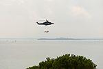 Air show Valtenesi del Garda Manerba elicottero Agusta.jpg