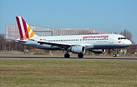 D-AIQK - A320 - Eurowings
