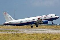 Airbus A320-214, USA 3000 Airlines AN0923203.jpg