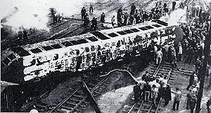 Sakurajima Line - Disaster at Ajikawaguchi, 1940