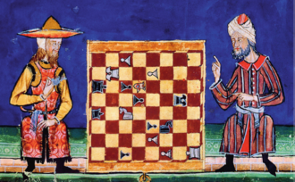 History of the Jews under Muslim rule - A Jew and a Muslim playing chess in 13th century al-Andalus.