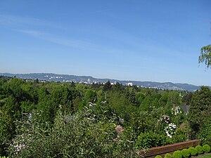 Alameda Ridge - Image: Alameda Ridge View (Alameda & 44th)