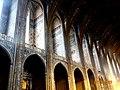 Albi, cathédrale Sainte-Cécile, peintures géométriques des chapelles, 15e s. B.jpg