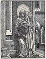 Albrecht Altdorfer Schöne Maria in der Kirche.jpg