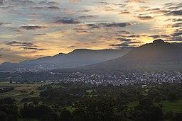 Albtrauf Sonnenaufgang Mittlere-Schwaebische-Alb