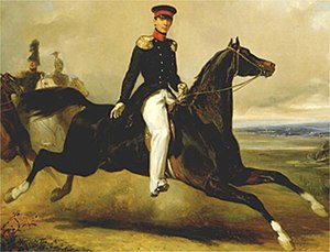 Prince Alexander of the Netherlands - Alexander was an excellent horseman