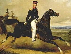 Prince Alexander of the Netherlands - Alexander was an excellent horseman