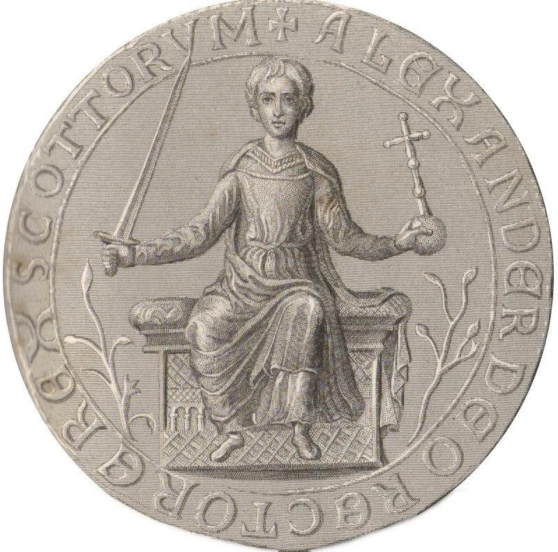 Alexander II (Alba) i