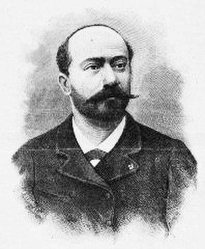 Alexandre Luigini - Alexandre Luigini, 1887, Bibliothèque nationale de France
