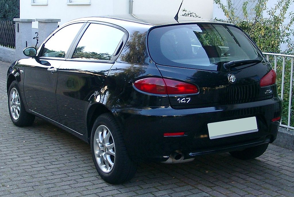 datei:alfa romeo 147 rear 20071007 – wikipedia