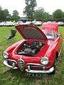 Alfa Romeo Giulia Spider 1964 (101 series) (9008869493).jpg
