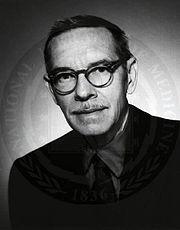 Alfred D. Hershey em 1969