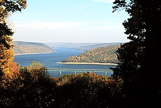 Allegheny Reservoir body of water in Pennsylvania, United States