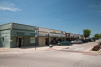 National Register of Historic Places listings in Brazos County, Texas - Image: Allen Block (1 of 1)