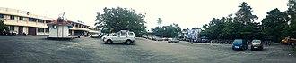 Alappuzha railway station - Alappuzha railway station