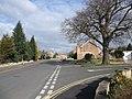 Almond Grove joining Robinson Drive, Worksop - geograph.org.uk - 1179256.jpg