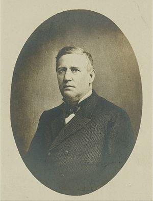 Alonzo B. Cornell - Image: Alonzo B. Cornell