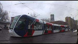 File:Alstom Citadis 302 in Moscow.webm