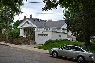 Alton Chapter House - Streetside view