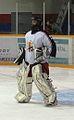 Alvinston Flyers goalie 2013.JPG