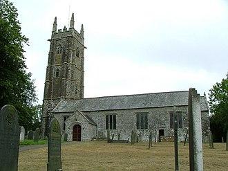 Grade I listed buildings in Torridge - Image: Alwington Parish Church geograph.org.uk 207031
