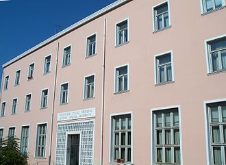 Healthcare in Greece - Amalia Fleming hospital in Athens.