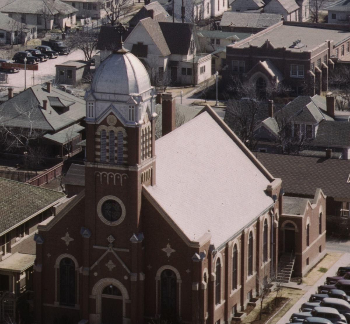Catholic church amarillo tx