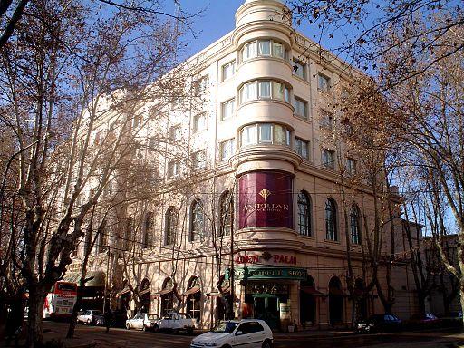 Amerian Palace Hotel Y Casino