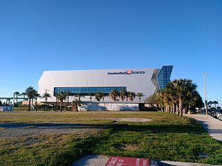 American Bank Center Arena in Texas, United States