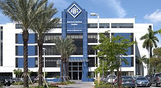 American Welding Society - The Doral, FL headquarters for the American Welding Society