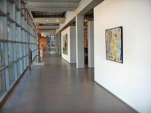 Cobra Museum - Image: Amstelveen Cobra museum 008