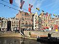 Amsterdam, het Rokin bij rederij Kooij foto1 2014-01-12 11.31.jpg