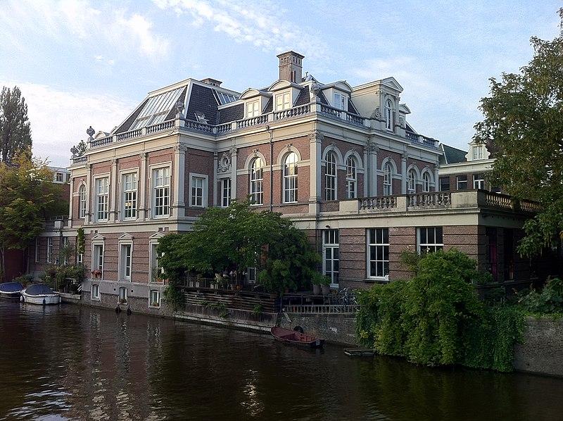 Amsterdam - Lab UvA Plantage Muidergracht.JPG