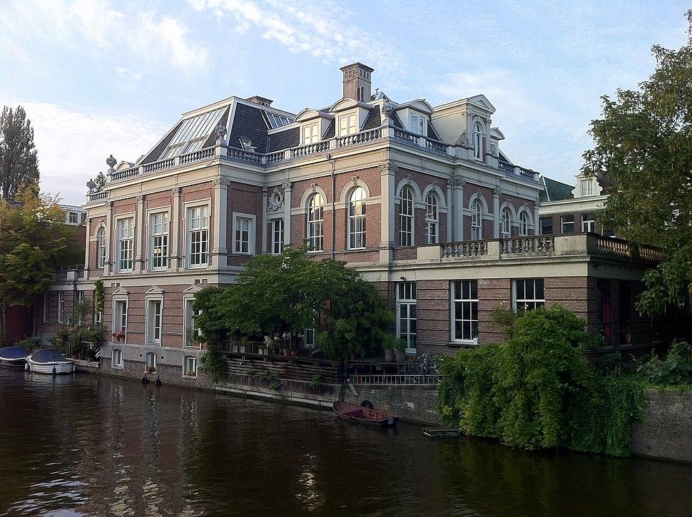 Amsterdam - Lab UvA Plantage Muidergracht