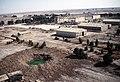 An air base damaged during Operation Desert Storm. - DPLA - 15302454b96873e4b18e05d8f198b125.jpeg