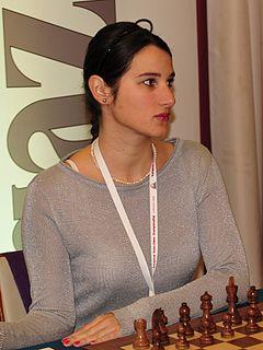 Anđelija Stojanović Serbian chess player