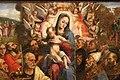Andrea bordone (attr.), maria regina tra santi, 1610 ca. 02.jpg
