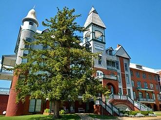 Cuthbert, Georgia - Image: Andrew College; Cuthbert, GA