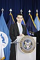 Andrew Towne speaking at Office of the Director of National Intelligence.jpg