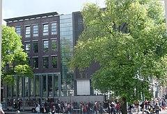 Museu Anne Frank.