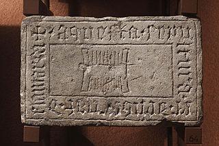 Épitaphe de Bernat d Famarsa