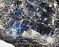 Anorthosite with labradorite (Wiborg Batholith, 1633 Ma; Kymi Province, Finland) 10.jpg