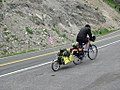 Another bicyclist heading up Chinook Pass (4937305128).jpg