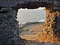 Another sea and port view on Korlai Fort.jpg