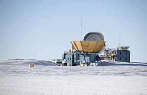 BICEP and Keck Array - Keck Array at Martin A. Pomerantz Observatory
