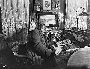 Anthon B. Nilsen - Anthon B. Nilsen in 1930.