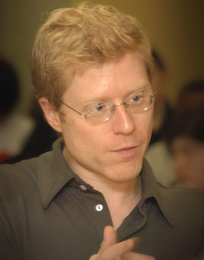 Anthony Rapp 2005