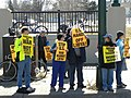 April 2, 2011 Minnesota protest against military action in Libya 5.jpg
